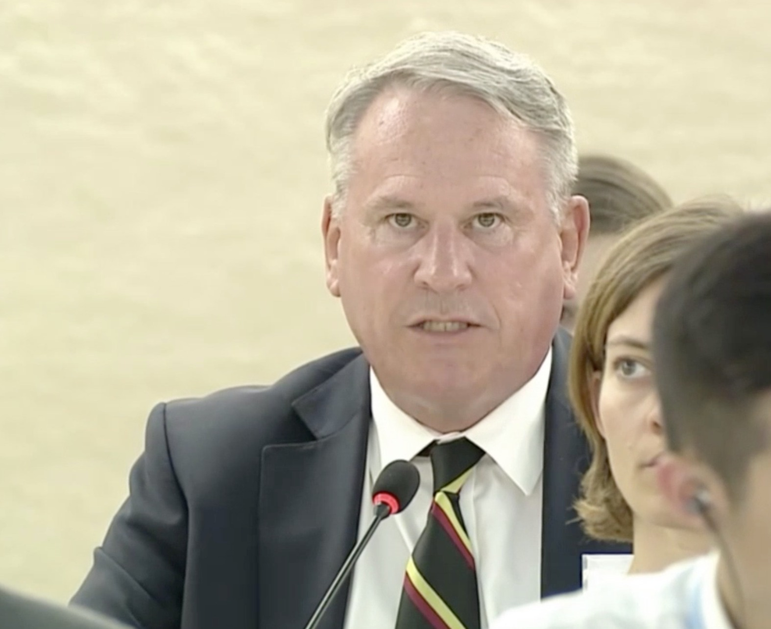 Submission by Colonel (Retd) Richard Kemp CBE  on behalf of The High Level Military Group to  The United Nations Commission of Inquiry on the 2018 Protests in the Occupied Palestinian Territory