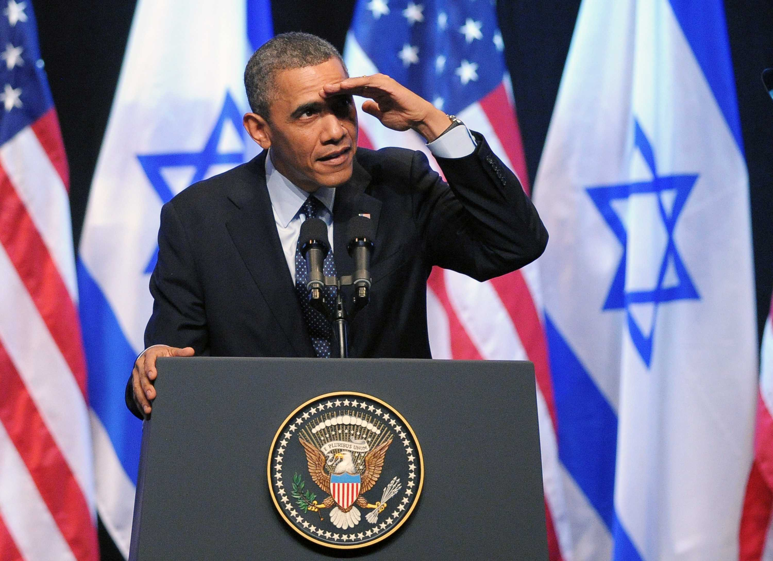 Seven grave errors in Obama's policy toward Israel